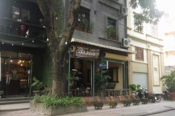 Bán nhà mặt phố Trần Quang Diệu, 85m2, mặt tiền 10m, nhà 3 tầng cũ, giá 21 tỷ
