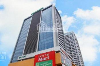 Cho thuê văn phòng đa dạng diện tích tại tòa nhà hạng A: Mipec Tower 229 Tây Sơn, Đống Đa, Hà Nội
