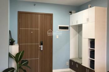 Cần cho thuê căn 1PN, giá 10,5tr/tháng, nội thất cơ bản, có rèm, có ban công, LH 0907.429.610