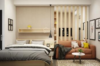 Cần cho thuê nhanh căn hộ studio River Gate, quận 4 giá tốt, LH 0909024895