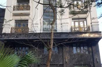 Bán nhà mặt phố 9 tầng Cát Linh, An Trạch, Đống Đa, mặt tiền 12m, LH 0903400869