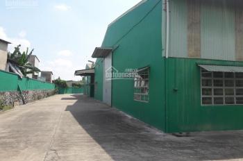 Chính chủ cần cho thuê nhà xưởng 4200m2 vừa hết hợp đồng Nguyễn Văn Bứa, Xuân Thới Sơn, Hóc Môn