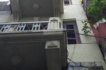 Bán nhà mặt ngõ 38, Xuân La, Tây Hồ, DT 45m2, MT 4m, hướng Tây Nam, giá 4.3 tỷ. LH 0972264985