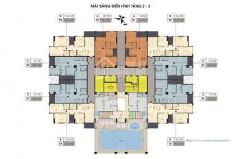 Danh sách cho thuê căn hộ chung cư tại Northern Diamond, căn 3PN, 2PN. LH: 0888590242
