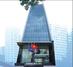 Cho thuê văn phòng DT từ 50-100-300-500-1000m2 tòa nhà Zodiac phố Duy Tân - Cầu Giấy, LH 0904920082