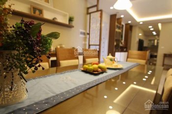 Bán căn hộ 97m2 tầng đẹp chung cư Golden Palace - C3 Lê Văn Lương, 36tr/m2, bao phí. LH: 0974538128