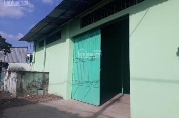 Cho thuê nhà kho Quận 7, DT 160m2, tại đường Huỳnh Tấn Phát. LH Ms Loan ĐT 0909628911