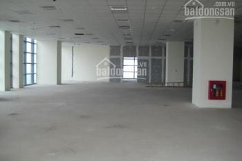 Cho thuê văn phòng quận Cầu Giấy, phố Duy Tân 50m2, 82m2, 250m2, 700m2, giá 160 nghìn/m2/th