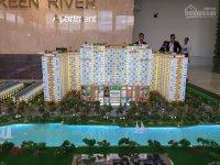 Chuyển nhượng căn hộ Green River, quận 8, căn góc 3 phòng ngủ, giá 1.8 tỷ. LH: 0703427719