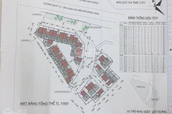 Bán nhà LK 13 Lĩnh Nam, nhận nhà ngay, Time City, bán biệt thự liền kề Mai Động, Hoàng Mai, Hà Nội