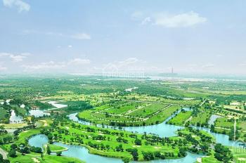 Biệt thự sân golf, ngay trung tâm thương mại giá chỉ 9.9 triệu/m2. 12x20m, LH: 0906954186