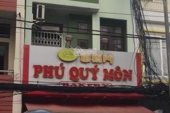 Cho thuê nhà đường chính Bình Phú, P11, Q. 6 - Nằm trong khu Bình Phú
