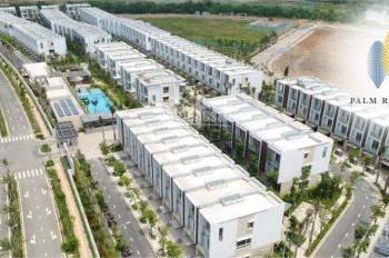 Chủ nhà bán nhà phố Palm Residence, Q2, 6x17m, view công viên lớn, 2 lầu, hướng Bắc. Giá 12 tỷ