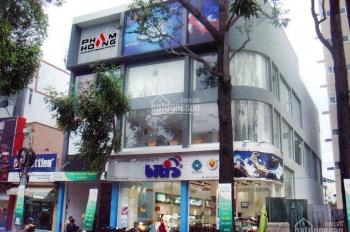 Cho thuê nhà mặt tiền đường Nguyễn An Ninh, mặt tiền 12m, 1 trệt 3 lầu, trống suốt