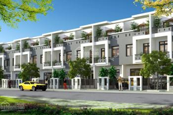 Nhà phố 1 trệt 2 lầu, DT 5x19m, cách Biên Hòa 10 phút đi xe, giá 1,6 tỷ, ngân hàng hỗ trợ vay 70%
