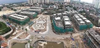 Bán biệt thự Eden Rose, ngay cạnh công viên Chu Văn An diện tích 170m2, giá 13,7 tỷ (R1-19)