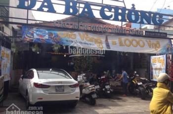 Bán nhà MT Lê Lợi, P. 4, quận Gò Vấp, DT 268m2 đang cho cafe thuê 55tr/th