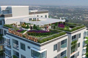 Res Green Tower căn hộ chuẩn xanh Hoa Kỳ, Q. Tân Phú, giá từ 2.9 tỷ, gọi PKD 0909138006,0983561002
