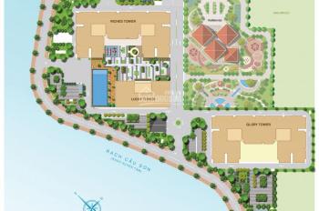 Phòng KD Richmond City, hỗ trợ chọn căn hộ 2PN & 3PN, Office-tel 38 & 52(m2), liên hệ 0949833338
