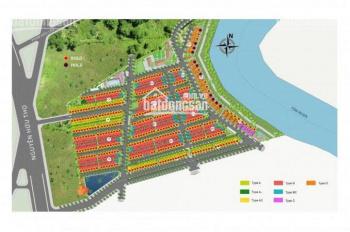 Bán Shophouse đường 30m - Nine South Estates + DT: 7x20m + xây 1 trệt + 2 lầu - sổ hồng + 8.5 tỷ