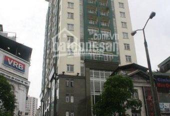 Cho thuê văn phòng tòa nhà DMC 535 Kim Mã, Ba Đình, Hà Nội