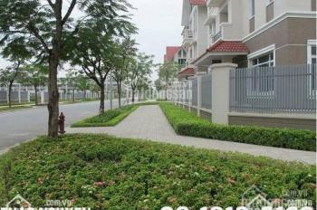 Cần bán ô góc biệt thự Mễ Trì Thượng dt 125m2, hoàn thiện 4 tầng giá 125 tr/1m2, 09.1818.6169