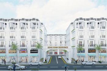 Mở bán chính thức khu nhà mặt phố thương gia Song Minh Residence, liền kề Gò Vấp. 0937360.061 Huệ