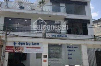 Gia đình cần bán nhà Spa mặt tiền đường Dân Chủ, P. Bình Thọ, Q. Thủ Đức. Đang cho thuê 85tr/tháng