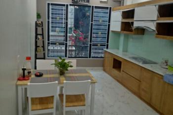 Bán nhà đẹp 5 tầng cạnh trường chuyên Nguyễn Huệ Hà Đông, ô tô đỗ cửa lh 0975094345