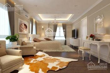 Cho thuê CH penthouse Vinhomes 300m2 có 4PN, nội thất Châu Âu ở ngay, view sông 0977771919