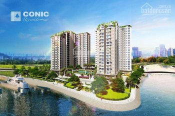 Chỉ cần 1.35 tỷ sở hữu ngay căn hộ ven sông 2PN mặt tiền Tạ Quang Bửu, quận 8. LH: 0902.82.6966