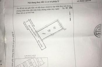Cần bán nhà còn rất mới 1 trệt 2 lầu, diện tích 39m2, sổ hồng hẻm 3m, P.7, Q.8