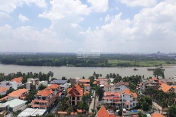 Căn hộ The Nassim Thảo Điền 240m2 view trực diện sông cực đẹp, sảnh thang máy riêng