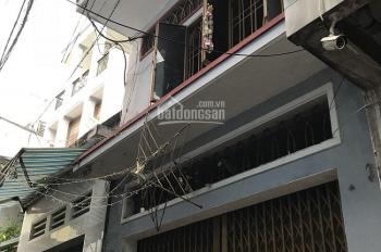 Nhà bán hẻm 4m, Trịnh Đình Trọng 68m2 (4*17m), 2 tầng, 5.6 tỷ, Phú Trung, Tân Phú