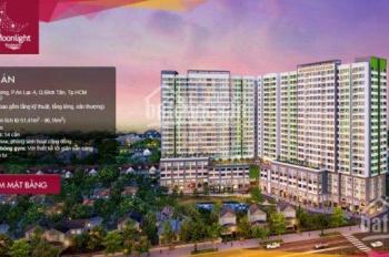 Cần bán gấp căn hộ Moonlight Boulevard, LK Aeon Mall, 2PN, 1PN giá chỉ từ 1.6 tỷ. LH: 0919896446