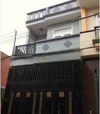 Cần bán gấp nhà 1 trệt, 1 lầu Đình Nghi Xuân, Bình Tân, giá 2.3 tỷ, hẻm thông 5m