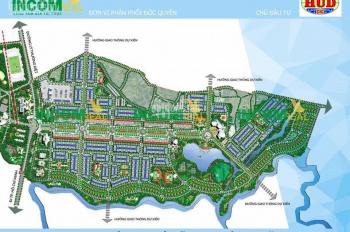 Bán đất khu đô thị Phú Mỹ - block gần sông Bàu Giang, ngay cạnh BigC, giá rẻ, đã có sổ từng nền