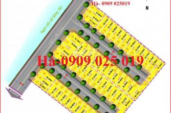 Nhận đặt chỗ F1 đất nền Vườn Lài, An Phú Đông, cam kết thu lại 2 giá sau 8 tháng, 0909025019