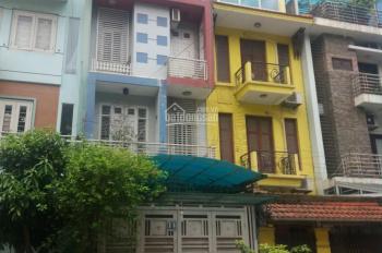 Cho thuê nhà phân lô, liền kề mặt đường Nguyễn Khả Trạc, phường Mai Dịch. Diện tích 70m2 x 5 tầng