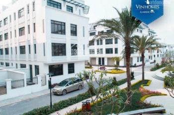 Cần bán căn biệt thự Vinhomes Gardenia B8 hướng ĐN duy nhất. DT 280m2 hoàn thiện mặt ngoài 34 tỷ