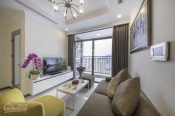 Cho thuê ngắn hạn căn hộ dịch vụ khách sạn 5* tại Vinhomes Central Park 1-2-3-4 phòng ngủ