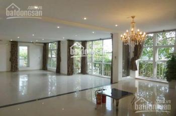Cho thuê biệt thự đẹp 500m2 xây 2.5 tầng trong khuôn viên khách sạn Thắng Lợi, Âu Cơ, Tây Hồ