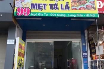 Chính chủ cần bán nhà 2 tầng, hướng Nam, mặt đường Ngô Gia Tự, phường Đức Giang, Quận Long Biên, HN