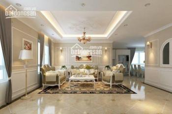 Cho thuê CH penthouse Vinhomes 300m2, có 4 phòng ngủ, nội thất Châu Âu mới 100% ở ngay, 0977771919