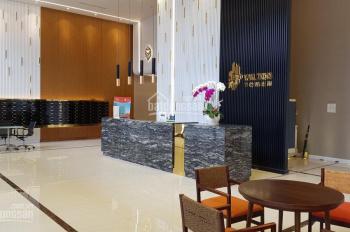 Cho thuê officetel Wilton 50m2 - tầng 2 hồ bơi - giá thuê: 17 triệu/tháng - LH 0906813286