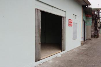 Cho thuê cửa hàng, Ki ốt gần bệnh viện Nông Nghiệp, khu dân cư đông đúc, giá 2,5 triệu/tháng