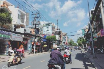 Bán nhà mặt tiền đường Tân Sơn Nhì, Q. Tân Phú, 4.1x19m, nở hậu 4.4m, giá 12.6 tỷ