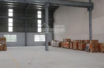 Cho thuê kho xưởng gần cầu Quán Gỏi, diện tích từ 5000m2 - 10000m2