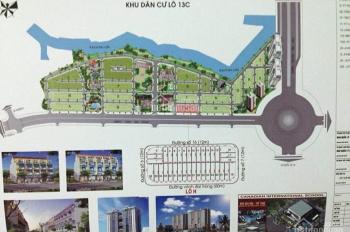Bán gấp 5 lô đất MT Nguyễn Văn Linh, KDC Greenlife 13C, DT 5x18m SHR, giá 7tr/m2 LH Vinh 0931004340