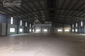 Cho thuê kho xưởng DT 500m2, 1500m2, 2000m2 KCN Thanh Oai, Hà Nội công ty Xuân An